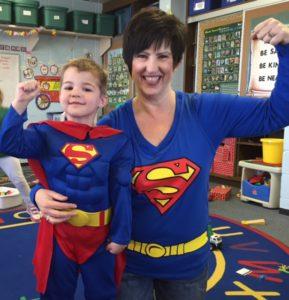 Super Mrs. Tori